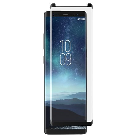 ZAGG InvisibleShield Glass Curve Screen Protector for Galaxy Note (Invisibleshield Glass Curve For The Samsung Galaxy S8)