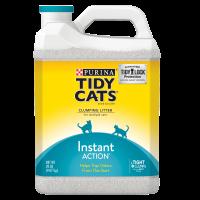 Purina Tidy Cats Instant Action Clumping Cat Litter, 20-lb Jug