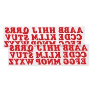 cd596031aab510 Iron On Letters  Red