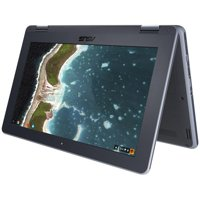 """Asus Chromebook Flip C213SA-YS02 11.6"""" 2-in 1, Intel Celeron N3350 Dual Core, 4GB Memory, 32GB Hard Drive"""