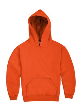 Mid-Weight Fleece Hoodie Sweatshirt (Little Boys & Big Boys)
