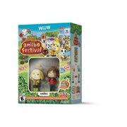 Animal Crossing Amiibo Festival, Nintendo, Nintendo Wii U, 045496903817