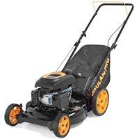 Poulan Pro 21 in. 174cc Power Series Gas 3-N-1 Lawnmower PR174N21RH3