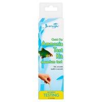 Jungle Quick Drip Ammonia Aquarium Test Kit, 25 count