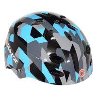 Razor V17 Child's, Multi-Sport Helmet, Geo Black/Blue, For Ages 5-8