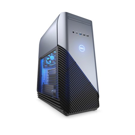 Dell (i5680-5382BLU-PUS) Inspiron Gaming Desktop 5680, Intel Core i5-8400, NVIDIA GeForce GTX 1060, 1TB HDD Storage, 24GB Total Memory (8GB + 16GB Intel Optane), i5680-5382BLU-PUS