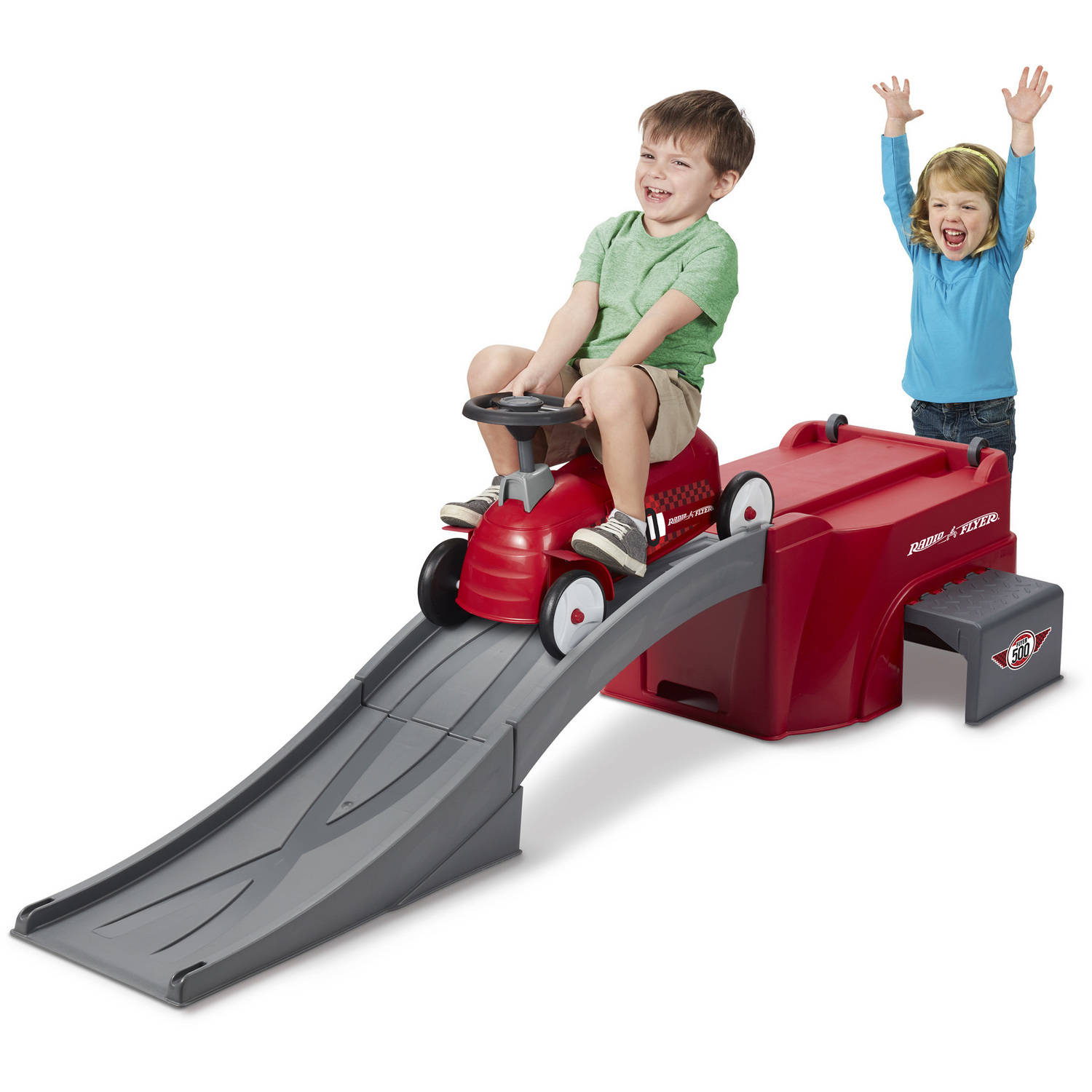 Radio Flyer Ride-On &...
