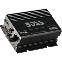 Boss Audio CE102 Mini High-Power 100W 2-Channel Amp