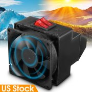 Universal 2 In1 12v 150w 300w Adjule 80 Ptc Ceramic Auto Car Vehicle Cooling