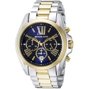 158a60b02cda Michael Kors Men s Bradshaw Two-Tone Chronograph Watch MK5976
