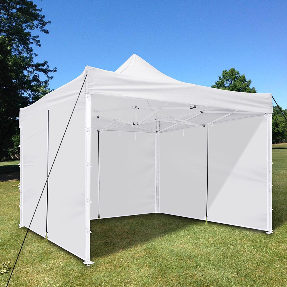 Yescom 10x10u0027 EZ Pop Up Canopy Tent Side Wall Party Tent Wall Sidewall & E-Z Up Canopies