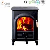 Hiflame EPA Shetland HF905UPB 800sq ft wood burning stove