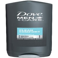 Dove Men+Care Body and Face Wash Clean Comfort 18 oz