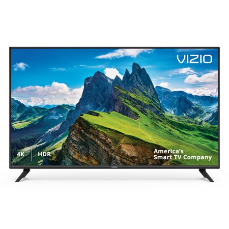 "VIZIO 50"" Class 4K Ultra HD (2160P) HDR Smart LED TV (D50x-G9) (flat screen tvs for sale used)"