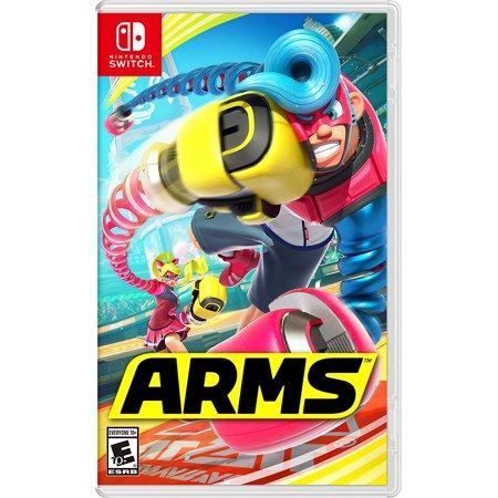 Arms Nintendo Nintendo Switch 045496590529 Walmart Com
