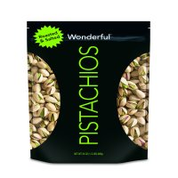 Wonderful Pistachios Roasted & Salted Pistachios, 24 Oz.