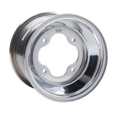 4/110 ITP .190 A-6 Pro Series Wheel 9X8 3.0 + 5.0 Polished for Arctic Cat DVX 250 2006-2008