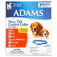 Adams Flea & Tick Kill and Prevention Collar for Dogs