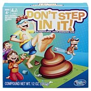 Don't Step In It, Game for Kids Ages 4 and up