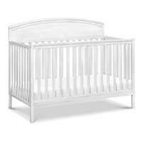 DaVinci Liam 4-in-1 Convertible Crib in Cottage White