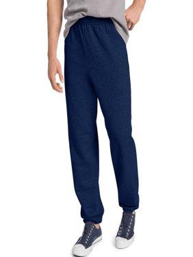 Big & Tall Men's EcoSmart Elastic Bottom 32 Inch Inseam Sweatpants