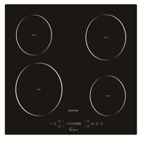 "Empava 24"" Electric Stove Top Induction Cooktop Vitro Ceramic Glass With 4 Burners Smooth Surface Black EMPV-IDC24"