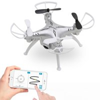 Contixo F3 World'S Easiest Fly App Track-Controlled Mini Drone 720P Hd Wifi Camera