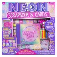 Neon Scrapbook & Cards Set