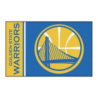 "NBA - Golden State Warriors Uniform Starter Rug 19""x30"""