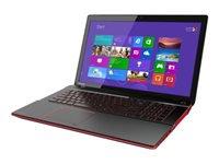 "Toshiba Black 17.3"" Qosmio X75-A7295 Laptop PC with Intel Core i7-4700MQ Processor, 16GB Memory, 1TB Hard Drive and Windows 8"