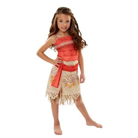 Disney's Moana Adventure Costume (Children's Book Character Costumes)