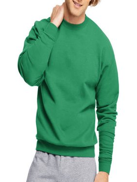 Big Men's Ecosmart Medium Weight Fleece Crew Neck Sweatshirt