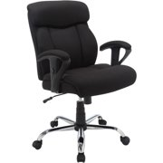 Serta Mesh Fabric Big and Tall Manager Office Chair, Multiple Colors