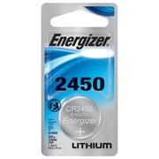 Energizer Lithium 2450 Battery, 3V, 1 Pack
