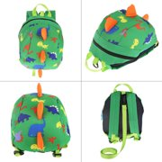 c97b72a4956c Cute Cartoon Dinosaur Baby Safety Harness Backpack Toddler Anti-lost Bag  Children Schoolbag