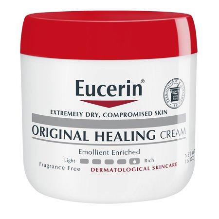 Eucerin Original Healing Rich Cream 16 oz. - Pear Scent Rich Body Cream