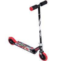 Marvel avengers Inline Folding Kick Scooter for Kids by Huffy