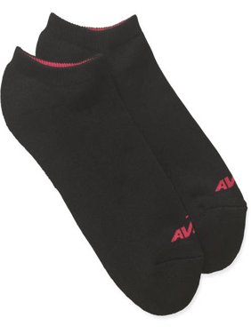 Ladies Cushion No Show Socks - 10 Pack