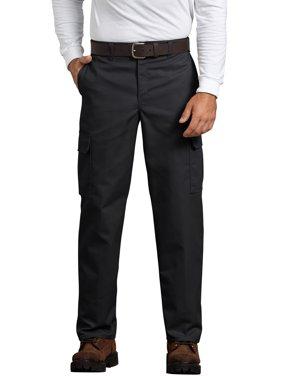 Genuine Dickies Big Men's Flat Front Cargo Pant
