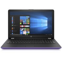 "HP 15.6"" Laptop, Windows 10 Home, AMD A9-9420 Dual-Core Processor, 4GB RAM, 1TB Hard Drive (Assorted Colors)"