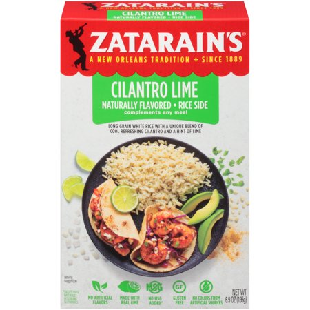 Zatarain's Cilantro Lime Rice, 6.9 -