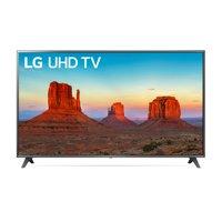 """LG 75"""" Class 4K (2160) HDR Smart LED UHD TV 75UK6190PUB"""
