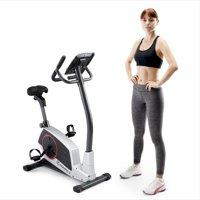 Marcy Regenerating Magnetic Upright Home Cardio Fitness Exercise Stationary Bike
