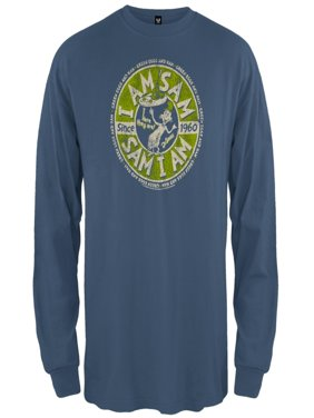 Dr. Seuss - Sam Ham Circle Long Sleeve T-Shirt