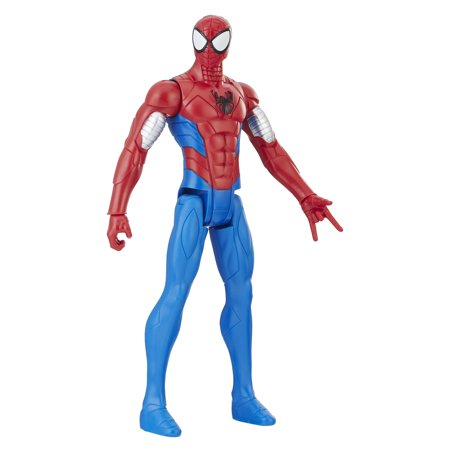 Spider-Man Titan Hero Series Web Warriors: Armored - The Amazing Spiderman 2 Suit