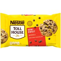 NESTLE TOLL HOUSE Semi-Sweet Chocolate Morsels 36 oz. Bag
