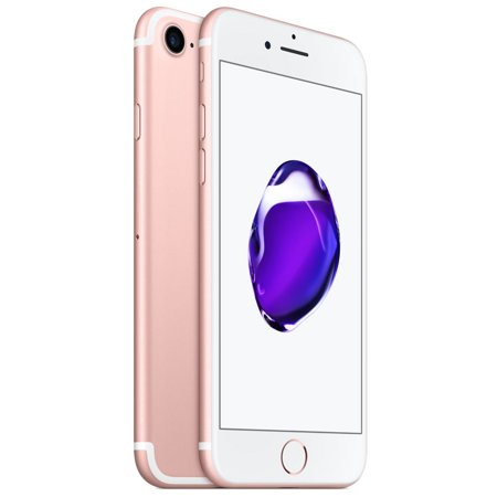 Refurbished Apple iPhone 7 32GB, Rose Gold - Unlocked GSM
