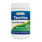 Taurine Supplements