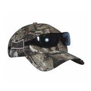 c7eba9eaa82 KC Caps Men s Adjustable Camo Hunting Hat with Non-slip Side Sunglasses  Holder