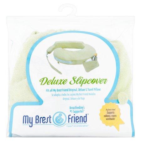 My Brest Friend Deluxe Nursing Pillow Slipcover (pillow not included),